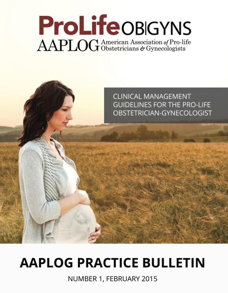AAPLOG Practice Bulletin - Feb 2015